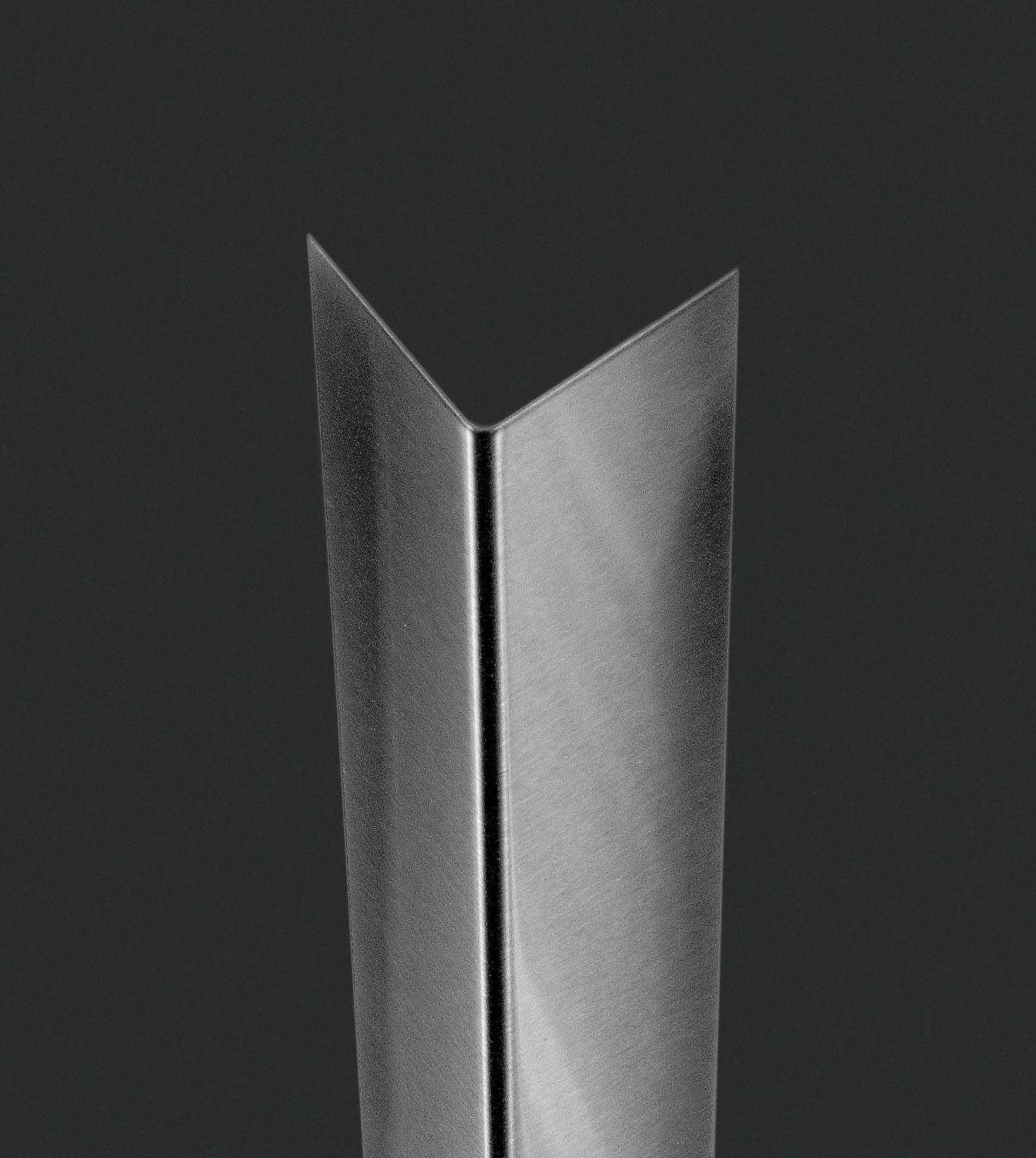 Steel Corner Protection : Corner guards metal stainless steel wall protector toronto